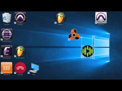 Unable To Move Icons - Windows Basics