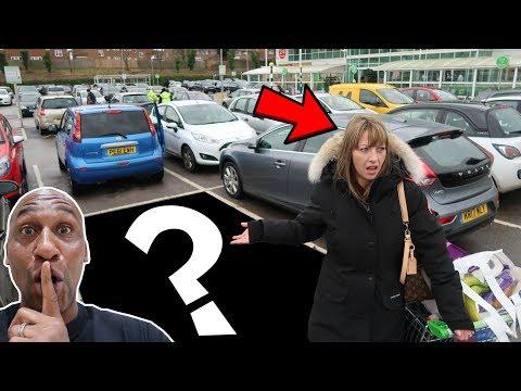 STOLEN CAR PRANK ON MOM!!