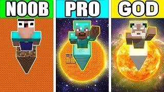 10 45 MB] Download Minecraft - NOOB vs PRO vs GOD - GIANT