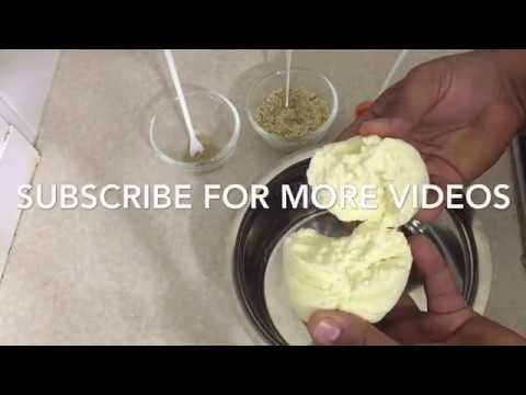 Homemade Cottage Cheese( Paneer) by CHANDEEP