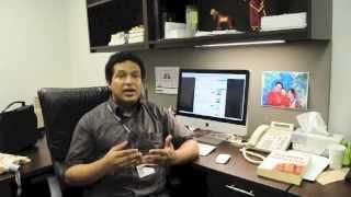 ATN TechNews Interview - extended - August 8, 2012 - Ragib Hasan