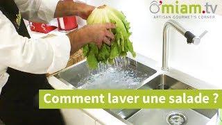 Comment Laver Une Salade - Conseil Simple & Facile !