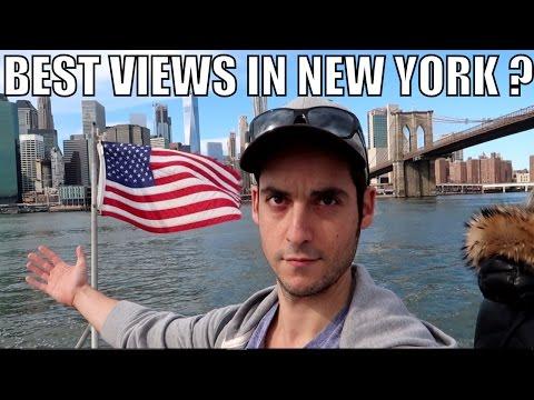 DUMBO + BROOKLYN BRIDGE (Things To Do In New York City!)