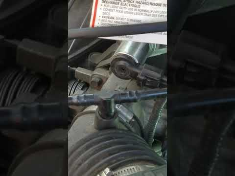 2003 ford escape 3.0 temperature sensor