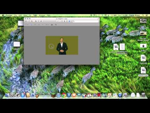 Making Backgrounds Translucent on a Mac