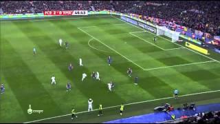 Барселона VS Реал Мадрид (2-2) 2012/HD