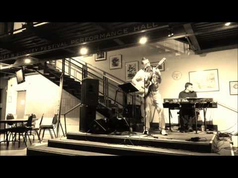 Gabe Salem at the Stockey Performance Hall