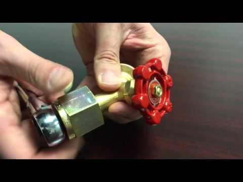 Superior Tool Mr. Thread Cleaner hose spigot thread chaser