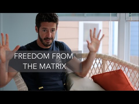 How to Have Freedom in the Matrix   DanielEisenman