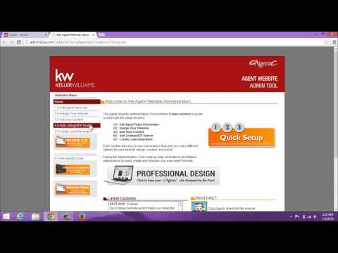 How to Locate Your KW Mobile APP URL and Code    For Realtors