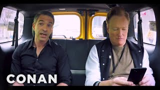 Conan & Jordan Commute To The Apollo  - CONAN on TBS