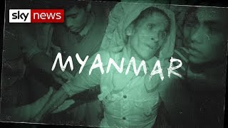 Rohingya babies dumped and left to die in Myanmar crisis
