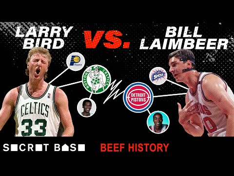 Xxx Mp4 Larry Bird And Bill Laimbeer Have Genuinely Hated Each Other For Over 30 Years 3gp Sex