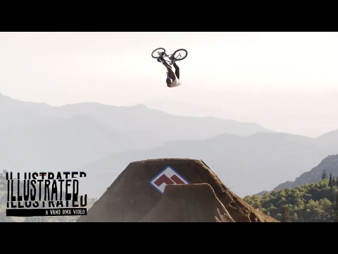 Vans BMX Illustrated: Utah Full Part | Illustrated | VANS