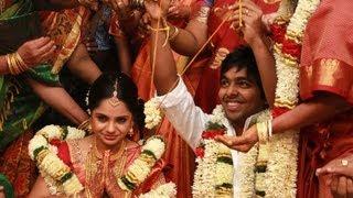 G.V. Prakash Kumar \u0026 Saindhavi Wedding