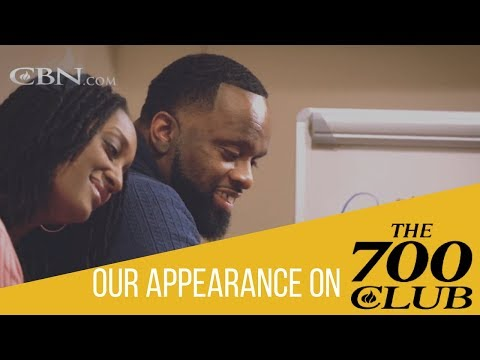 Our Appearance On The 700 Club