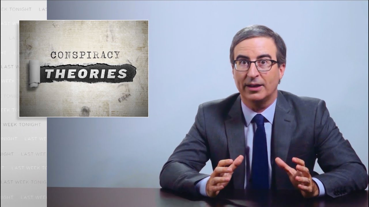 Coronavirus: Conspiracy Theories: Last Week Tonight with John Oliver (HBO)