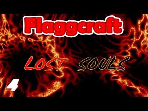 Flaggcraft: Lost Souls #4 - The Invisible Arachnid