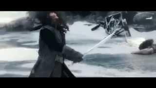 Thorin vs Azog   final fight