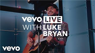 Luke Bryan - Vevo Live at CMA Awards 2017 - Luke Bryan