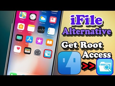 How To GET iFile Alternative NO JAILBREAK- GET ROOT ACCESS On iPhone iPad&iPod Touch iOS11-11.1.2