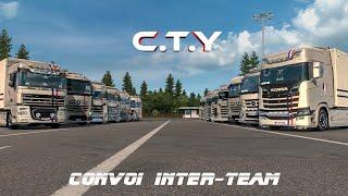 [FR] Convoi du soir avec la team