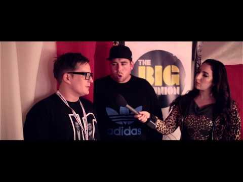 Micky Slim & Majestic Backstage Interview - The Big Reunion 2012
