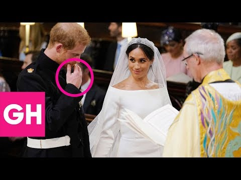 What Body Language Experts Noticed During the Royal Wedding | GH