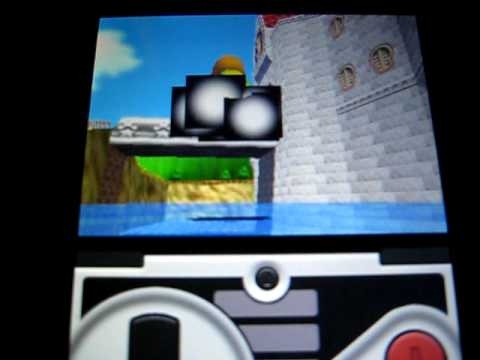 N64 Emulator running on the ipod touch 3rd Generation (Real)
