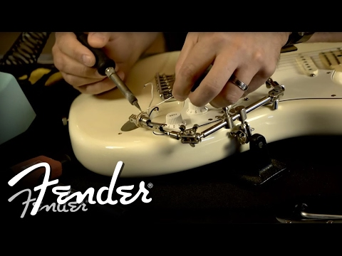 How to Change Your Guitar's Output Jack | Fender