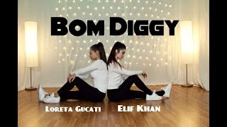 Dance on: Bom Diggy