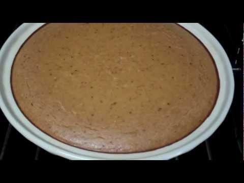 Dessert recipe-Pumpkin pie without crust-Sparky's kitchen
