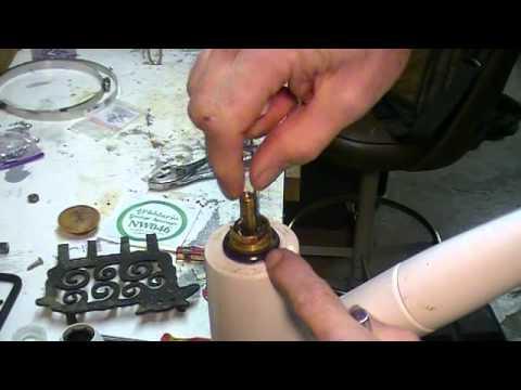 Replacing a Moen Cartridge