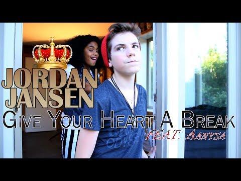 Give Your Heart A Break - Demi Lovato - Jordan Jansen ft. Aanysa
