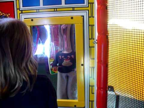 Funhouse mirror