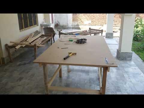 How to build snooker/billiard tabale homemade prt=4