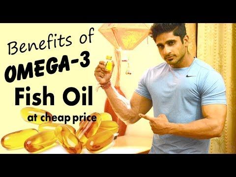 India's Best Fish Oil - Omega 3 at CHEMIST SHOP | Cheapest | Guaranteed Results