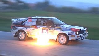 15° Rally Legend 2017 - Day 2 - MASSIVE Show, Drifts, Flames & Action!