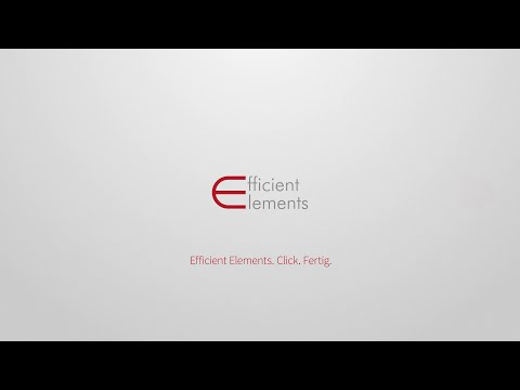 Efficient Elements - Professional PowerPoint Slides made easy