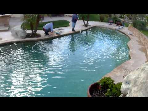 Ultimate Pool Guy HD - Time Lapse - Pool Service
