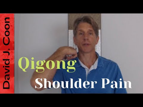 One Simple Qigong exercise for Shoulder Pain