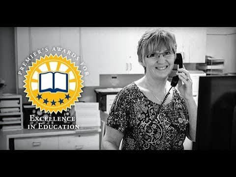 Premier's Awards for Excellence in Education