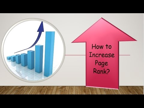 How to Increase Page Rank || SEO Page Rank Killer Tips 2017
