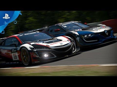 Gran Turismo Sport - PS4 Theme Music Trailer | E3 2017