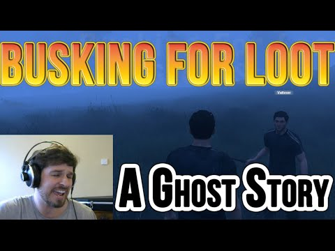 H1Z1 Gameplay Survival: Busking For Loot (A Ghost Story) Funny