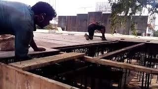 slab and beam shuttering work INDIA - PakVim net HD Vdieos Portal