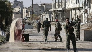Syrian government orders rebels to leave Aleppo