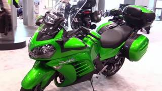 2019 Kawasaki Concours 14 ABS 2018 all new