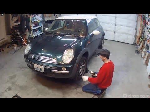 Time Lapse - MINI Cooper Clutch/Transmission removal - 2002-2006 Non-S - Dropcam
