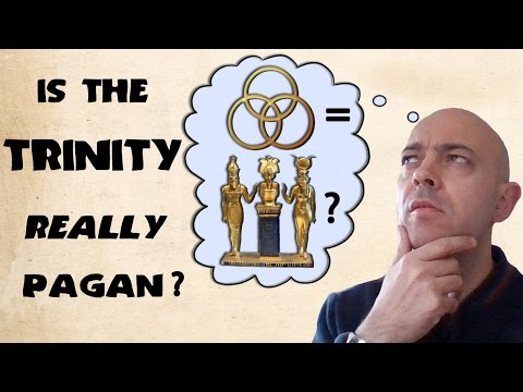Is The Trinity really based on paganism?